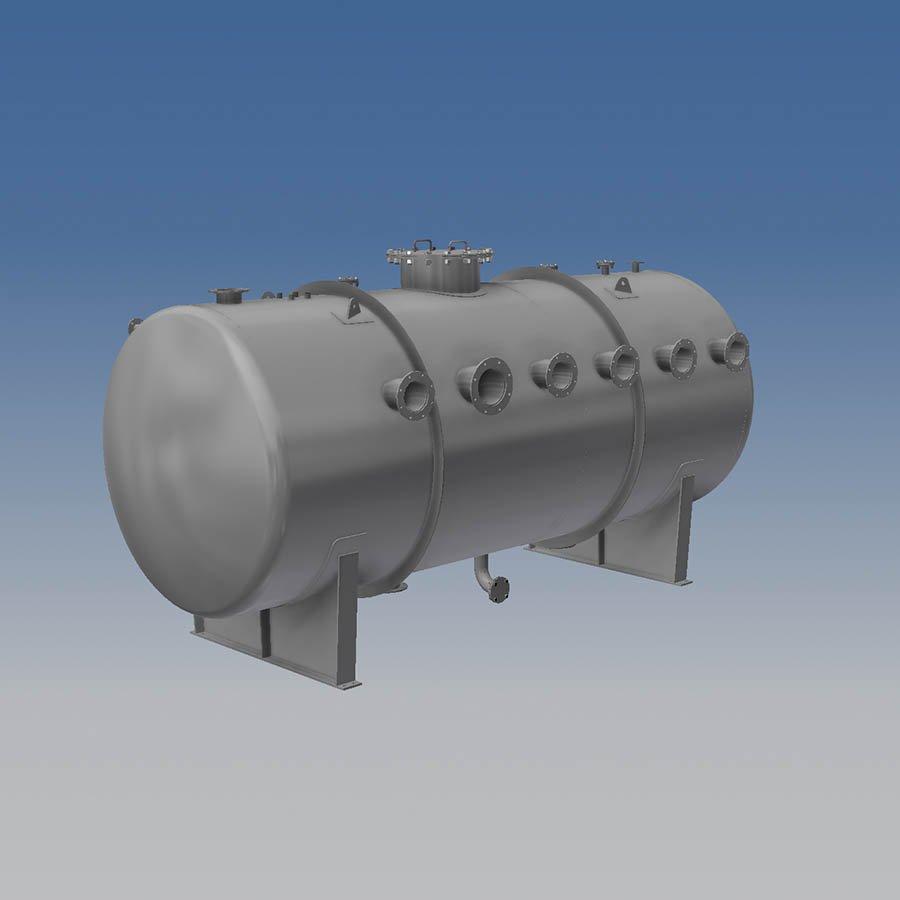 Horizontal Tank